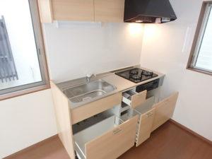 ミナテラスA キッチン